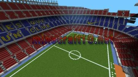 [Map] Camp Nou - Стадион [0.10.4]