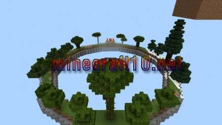Карта Ring of Fire PE [Survival] 0.10.4
