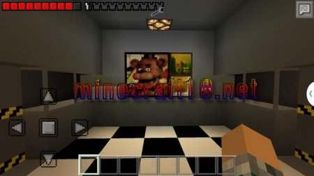 Текстура Five Nights at Freddys [0.10.4] для мода!