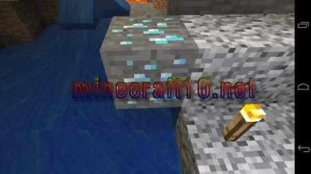 Майнкрафт где найти алмазы