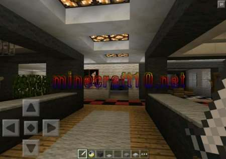 Карта Redstone Powered Modern House