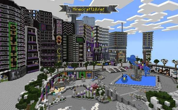 Скачать карты для Minecraft PE 1.0.5, 1.0.4, 1.0.0, 0.17.0 ...