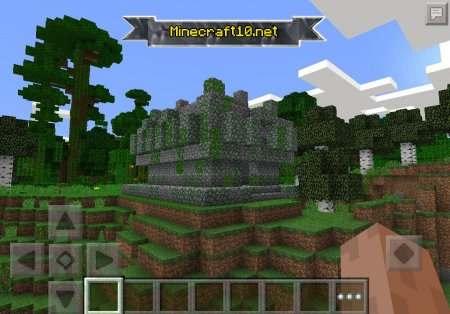 Скачать моды для Minecraft PE 1.2.8, 1.1.5, 1.1.0, 1.0.0 ...