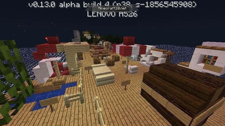 Minecraft pe 0.13.0 карта чаэс