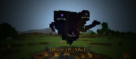 Мод Wither Storm Addon [0.16.0]