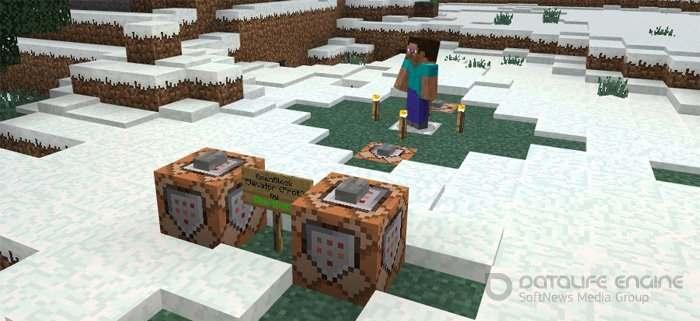 "OpenBlock Elevator "" Моды и сервера Minecraft PE 1.2"