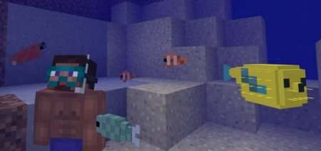 Fishes Addon