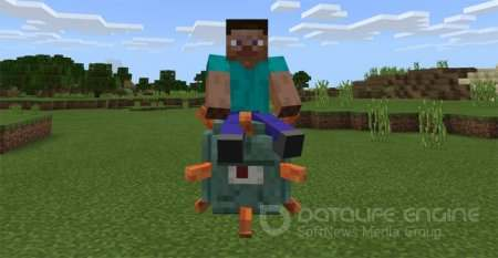 All Mobs Rideable