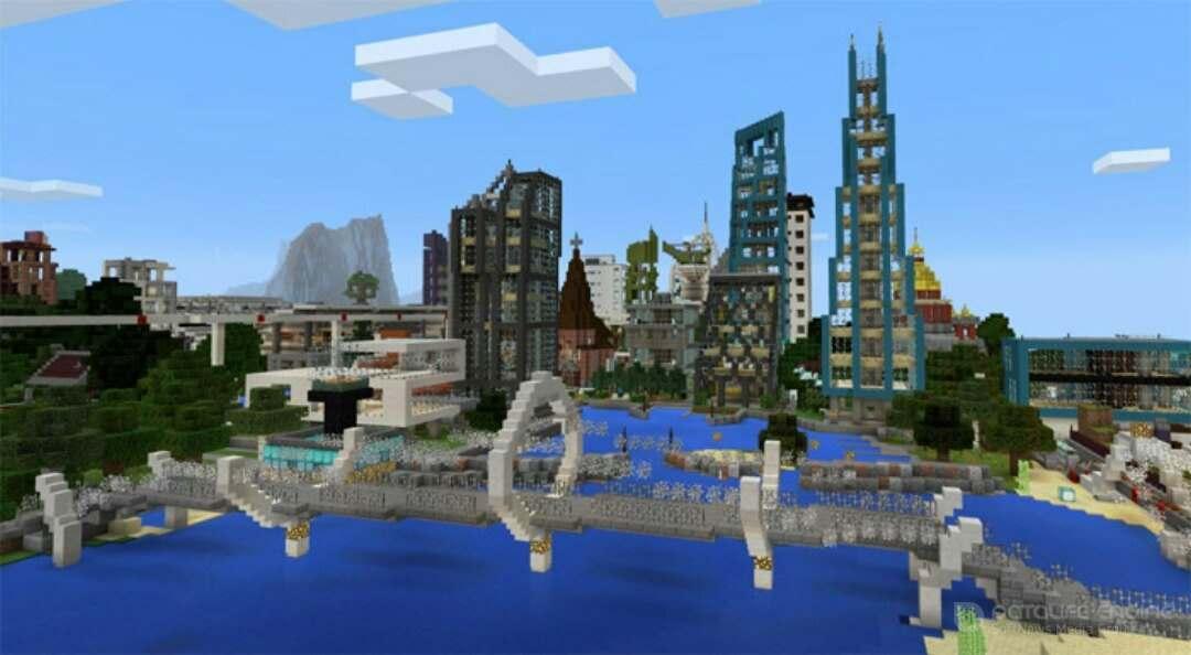 Modded Kingdom Map Minecraft Ps3