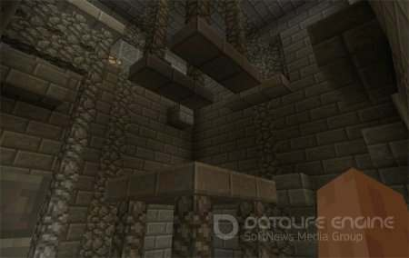 Карта Flood Escape для Minecraft PE 1.2