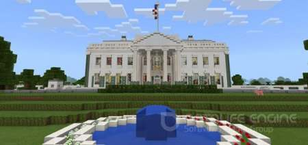 Карта The White House 1.2