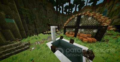 Hide & Seek Minecraft PE Modded Карта 1.2.8