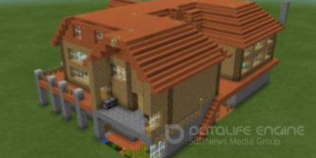 Insta House Mod For Minecraft PE 1.2.9