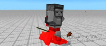Redstone Robots Addon For Minecraft PE 1.2.9