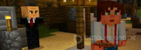 Hitman Addon For Minecraft PE 1.2.9