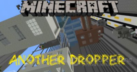 Another Dropper Minecraft PE Bedrock Map 1.2.9