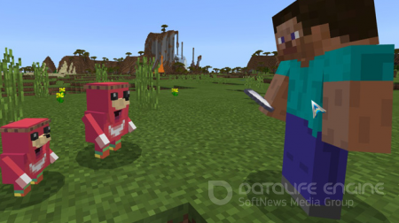 Uganda Addon for Minecraft PE 1.2.10