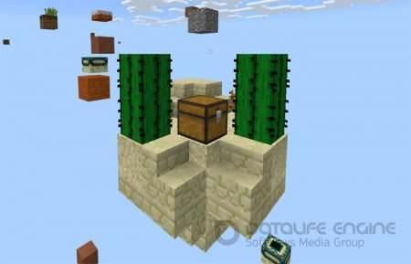 "Карта ""SG Pocket Expansion"" для Minecraft PE"